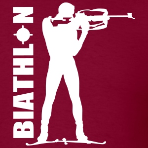 Biathlon T-Shirts - Men's T-Shirt