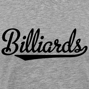 billiards T-Shirts - Men's Premium T-Shirt