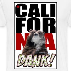 CALIFORNIA DANK - Men's Premium T-Shirt
