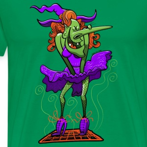 Halloween Sexy Witch T-Shirts - Men's Premium T-Shirt