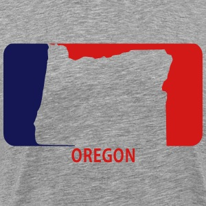 Oregon - Men's Premium T-Shirt