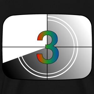 Three Seconds Til... T-Shirts - Men's Premium T-Shirt