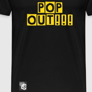 Pop Out - Men's Premium T-Shirt