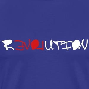 Evolution Revolution - LOVE... T-Shirts - Men's Premium T-Shirt
