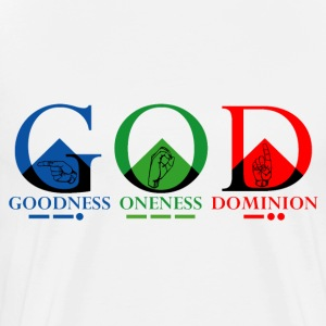 God is So Good T-Shirts - Men's Premium T-Shirt