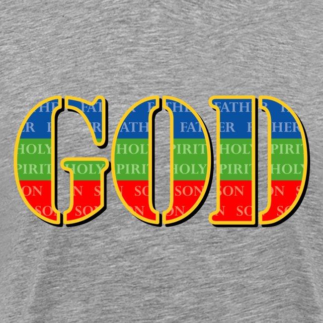 Colour My God