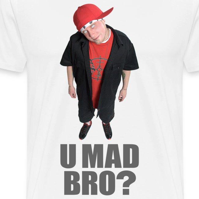 AJ Jordan U Mad Bro? T-Shirt 3-4XL (ALL COLORS)