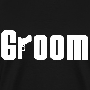 Mob Groom T-Shirts - Men's Premium T-Shirt