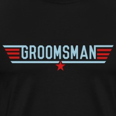 Top Groomsman T-Shirts