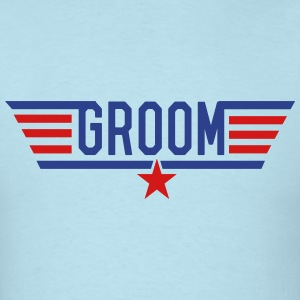 Top Groom T-Shirts - Men's T-Shirt