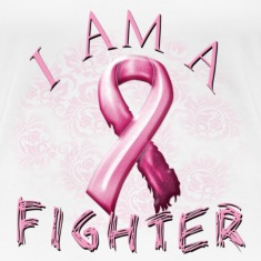 I Am A Fighter Women's T-Shirts