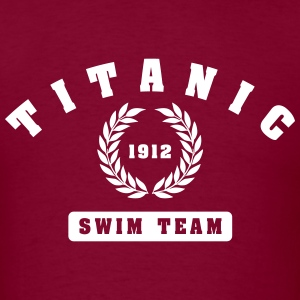 Titanic Swim Team - Men's T-Shirt