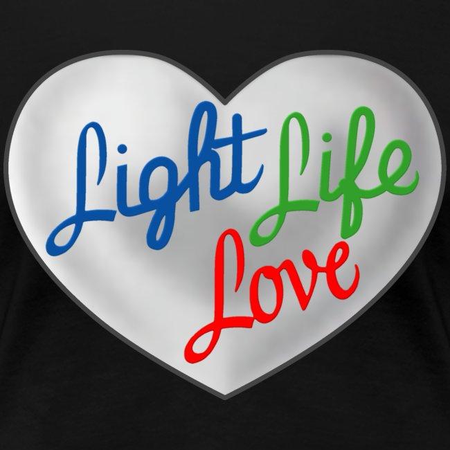 Hey Light Life Love!