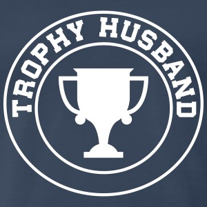 Trophy Husband T-Shirts - Men's Premium T-Shirt