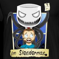 Design ~ Chilled is Slenderman (Heavy T-Shirt)