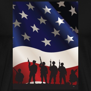 USA PATRIOT - Men's Premium T-Shirt