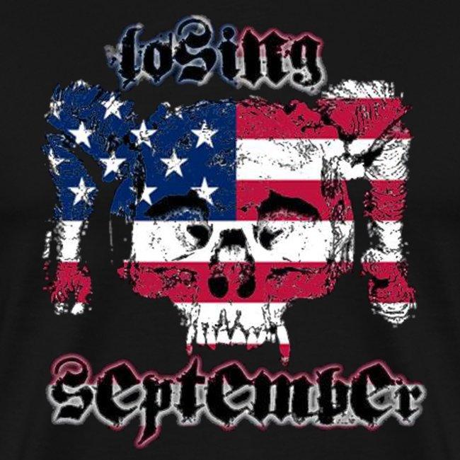 American Skull - Men's Heavy T