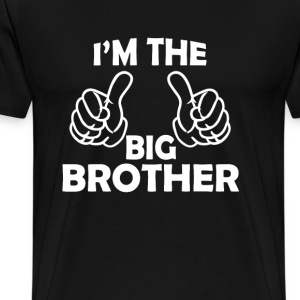 i am the big brother T-Shirts - Men's Premium T-Shirt