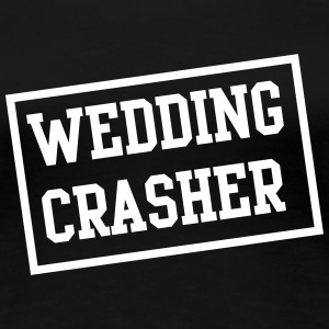 Wedding Crasher Box Women's T-Shirts - Women's Premium T-Shirt