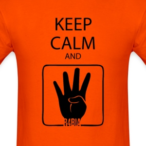 Keep Calm R4bia T-Shirts - Men's T-Shirt