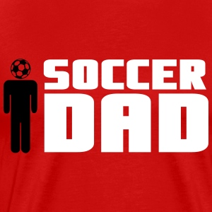 Soccer Dad T-Shirts - Men's Premium T-Shirt