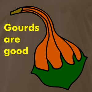 Gourds are good - Men's Premium T-Shirt