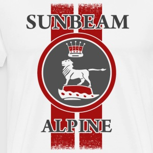 Sunbeam Alpine Racing T-Shirts - Men's Premium T-Shirt