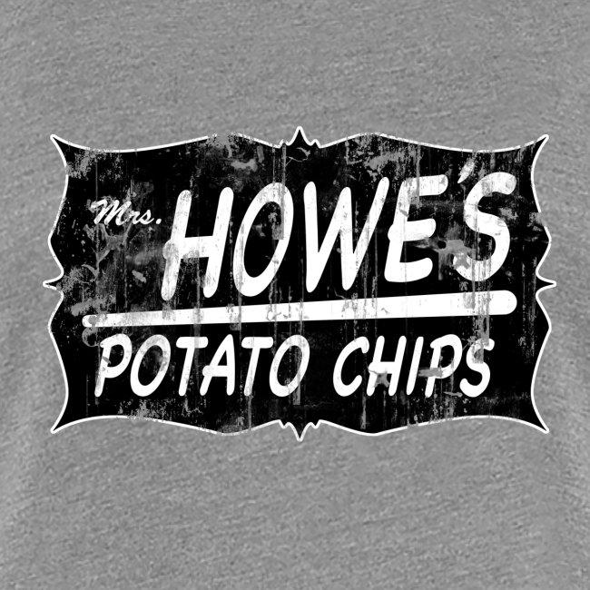 Mrs. Howe's Potato Chips - Aged - Women