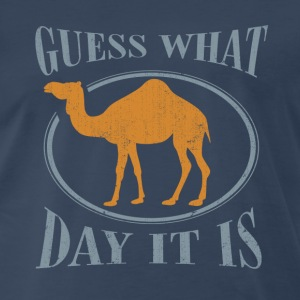 Hump day - Men's Premium T-Shirt