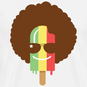 Reggae Ice-Cream - Men's Premium T-Shirt
