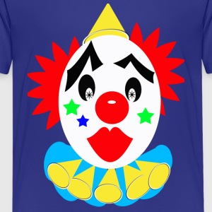 clown Kids' Shirts - Kids' Premium T-Shirt