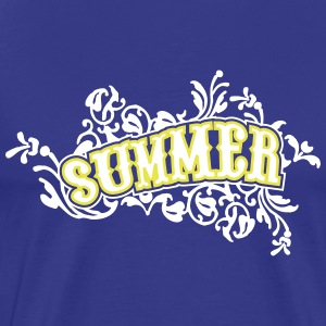 summer T-Shirts - Men's Premium T-Shirt