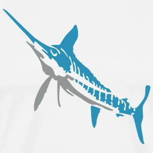 swordfish T-Shirts - Men's Premium T-Shirt