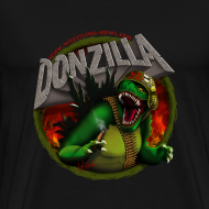 Design ~ All New Donzilla Army T-Shirt