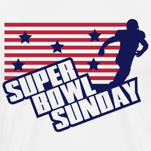Super Bowl Sunday T-Shirts - Men's Premium T-Shirt
