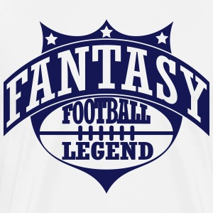 Fantasy Football Legend T-Shirts - Men's Premium T-Shirt