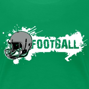 Football Women's T-Shirts - Women's Premium T-Shirt