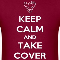 """Keep Calm"" PCHS 8Brand Approved T-Shirt"