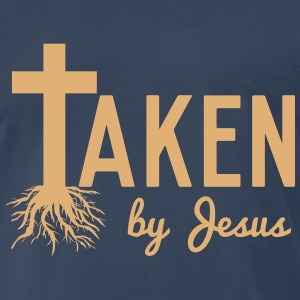 Taken By Jesus T-Shirts - Men's Premium T-Shirt