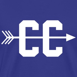 Cross Country CC T-Shirts - Men's Premium T-Shirt
