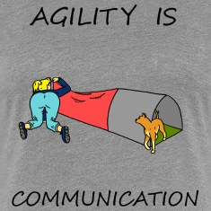 Agility Is - Communication Women's T-Shirts