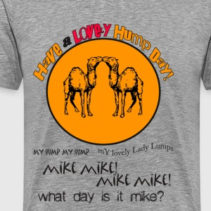 What day is it ? T-Shirts - Men's Premium T-Shirt