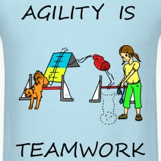 Agility Is - Teamwork T-Shirts