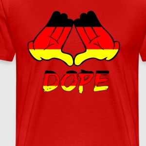 Germany dope T-Shirts - Men's Premium T-Shirt