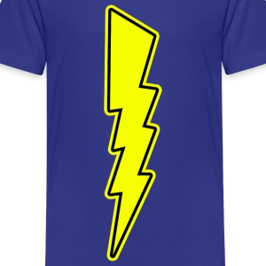 Bolt - Lightning - Shock - Electric Kids' Shirts - Kids' Premium T-Shirt