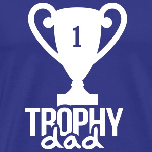 trophy dad T-Shirts - Men's Premium T-Shirt