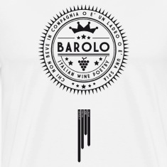 Italian Wine Poetry - BAROLO T-Shirts