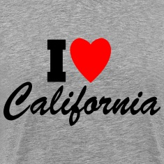 I Love California! T-Shirts