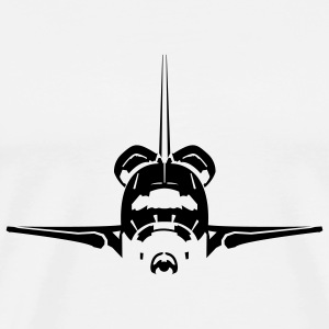 space shuttle T-Shirts - Men's Premium T-Shirt