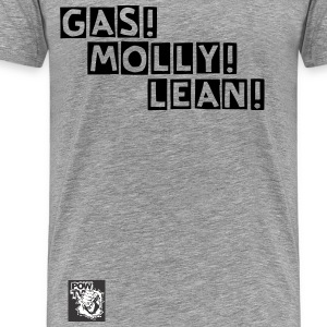 Gas Molly Lean! - Men's Premium T-Shirt